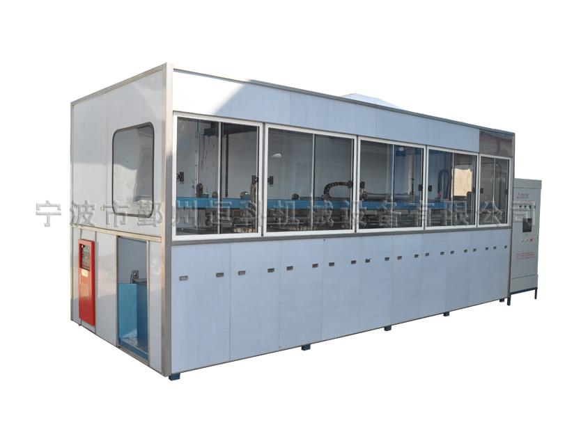 全自动碳氢超声波清洗机