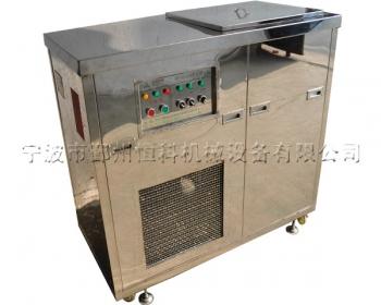 两槽式超声波清洗机